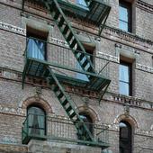 New York facade