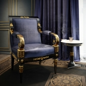 Класический кресло