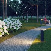 Парк в Подмосковье