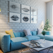 MILVA | Living room