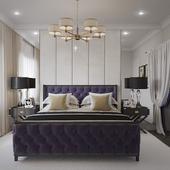 Спальня. Визуализация