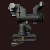 Прицел ПГО-7 для РПГ-7