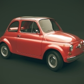 Fiat 1963 ABARTH 695SS