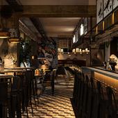 FRANKY2 bar. СПБ