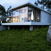 дом на холме 2