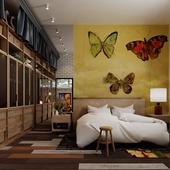 спальня, corona