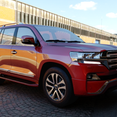 Toyota Land Cruiser 200 VX.R 2016