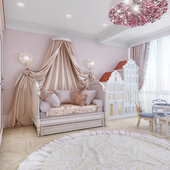 Apartment for Anna Matveeva