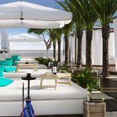 Beach Club in Tunisia