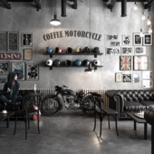 Coffee & Motorcycles