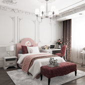 French classics_Daughter's room