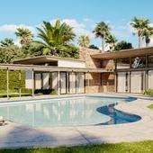 Frank Sinatra Villa (Twin Palms)