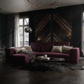 "Living Room ""Cat_1984"""