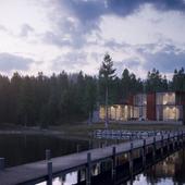 The Tahoe Lake House