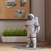 Детская космическая.