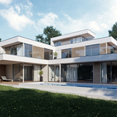 Villa in München
