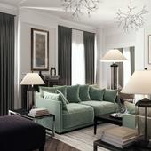 Сlassic interior