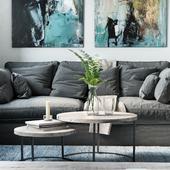Living room bachelor