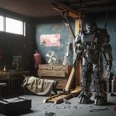 Фанарт Fallout