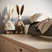 Mrs&Mr Bunny
