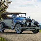 Lincoln Model L Dual Cowl Sport Phaeton by Locke   1930