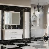 визуализация мебели для ванной