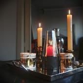 Натюрморт со свечками