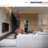 Apartment Private Park