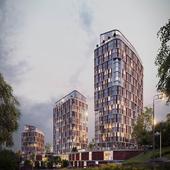 City Archipelago Concept