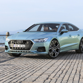Audi A7 `2018