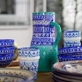 Марокканская керамика 1