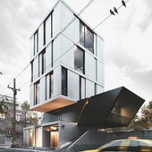 no.01 office building