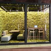 Офисное пространство в бизнес центре