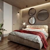 Спальня 18 м2