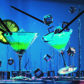 Cocktail RedShift3D Free download