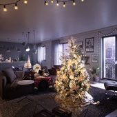 Vienna_interiors / Christmas_chill