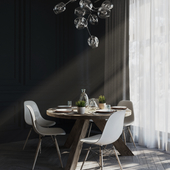 KITCHEN&DININGB ROOM