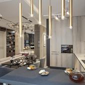 гостиной/кухни