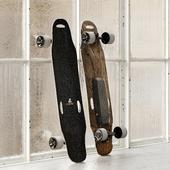 ELWING skateboard visualization & modelling