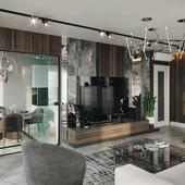 Livingroom Design . Turkey .
