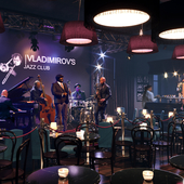 Jazz club