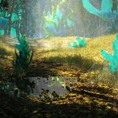Fantasy forest