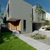 VRV40 HOUSE (сделано по референсу)