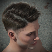 Ornatrix grooming for Genry. Haircut 1 (2019)