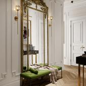Квартира для стилиста