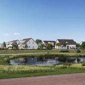 Almelund village