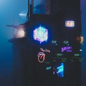Cybercity. Nightrun. (Aurora117)
