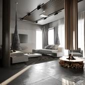 Interior_ Daiberd House