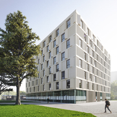 Erasmus Campus Student Housing | Mecanoo