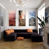 Квартира-студия 40м2